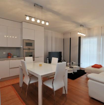 3.5 room apartment on the ground  in Albonago