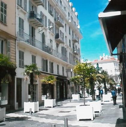 Appartamento bilocale a Nizza in Francia