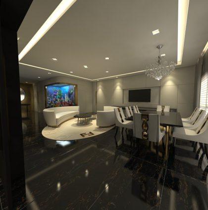 Extra Luxury Penthouse Montagnola