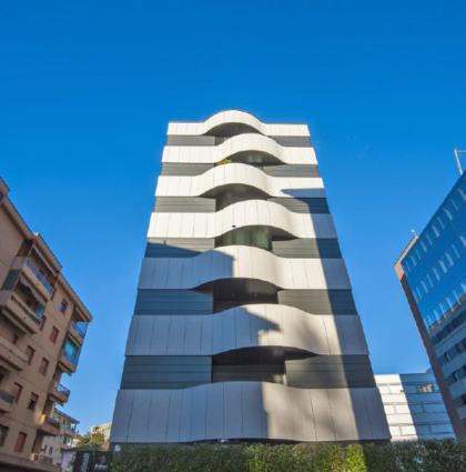 4.5 Locals Penthouse in Lugano
