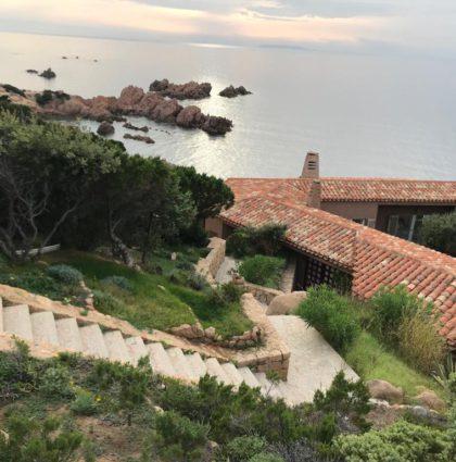 Villa califfo costa paradiso – Sardegna
