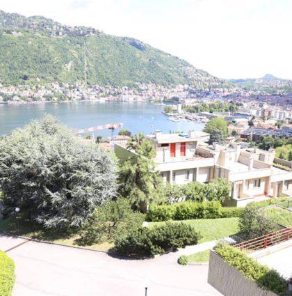 4.5 locali – vista lago a Como