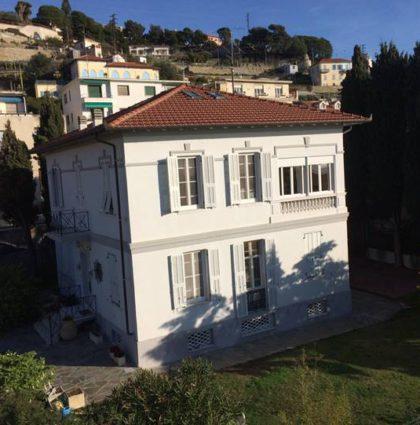Sanremo – Villa vista mare