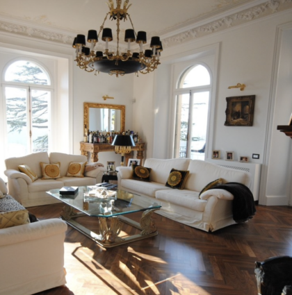 Villa a Curio