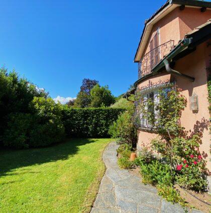 Prestigiosa Villa a Sorengo