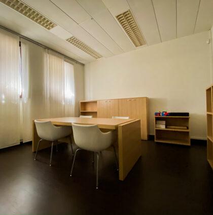 Ufficio con cassette di sicurezza a Lugano Centro